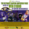 """GiftCardRescue.com Announces the """"Ravens Superfan"""" Sweepstakes"""