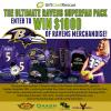 Imagine Being the Ultimate Ravens Fanpack Winner!
