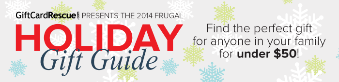 GiftCardRescue.com Releases 2014 Frugal Holiday Gift Guide