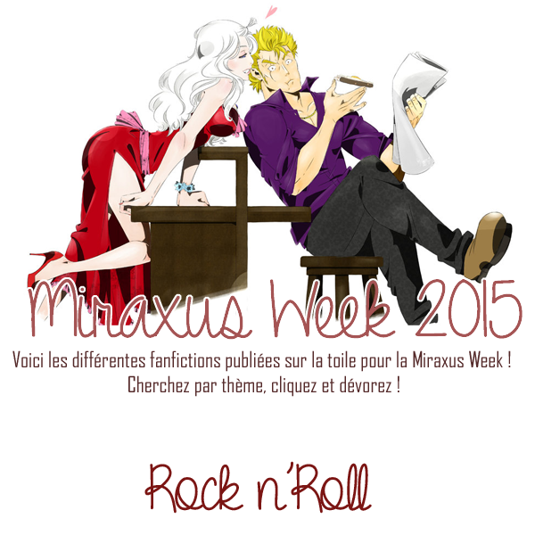 Participations à la Miraxus Week 2015