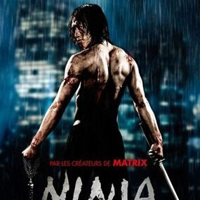 ninja assassin le film****