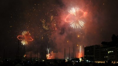Mariage de Monaco:Une nuit de fête !!
