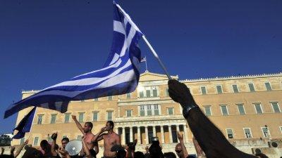 La Grèce évite la faillite...