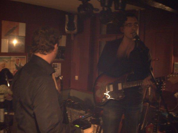 """Concert de """" Arnaud et Paul """", le 17 Mars, 2012."""