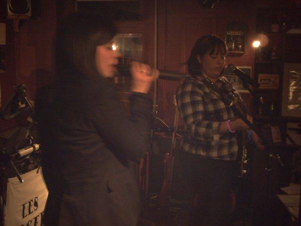 """Concert du groupe, """" Les losers """", le 17 Mars, 2012."""