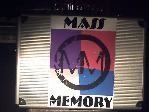 """Concert de """" Mass Mémory """", le 19 Mai, 2012."""