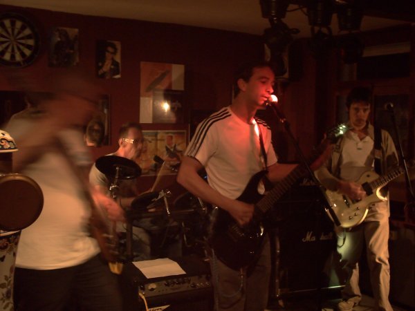 """Concert du groupe, """" Morituri """", le 26 Mai, 2012."""