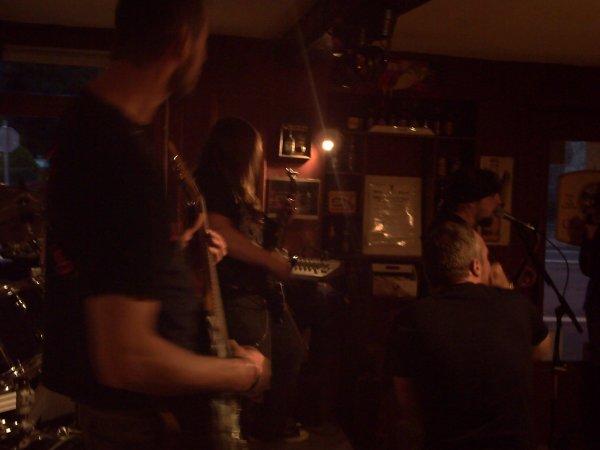 """Concert du groupe, """" One Man Terror """", le 30 Juin, 2012."""