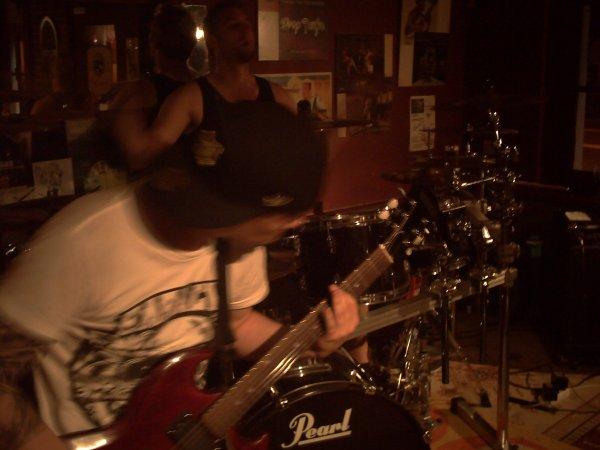 """Concert du groupe, """" Few minutes of Pain """", le 30 Juin, 2012."""