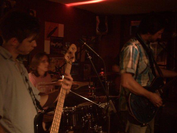 """Concert du groupe, """" Colludol """", le 07 Juillet, 2012."""