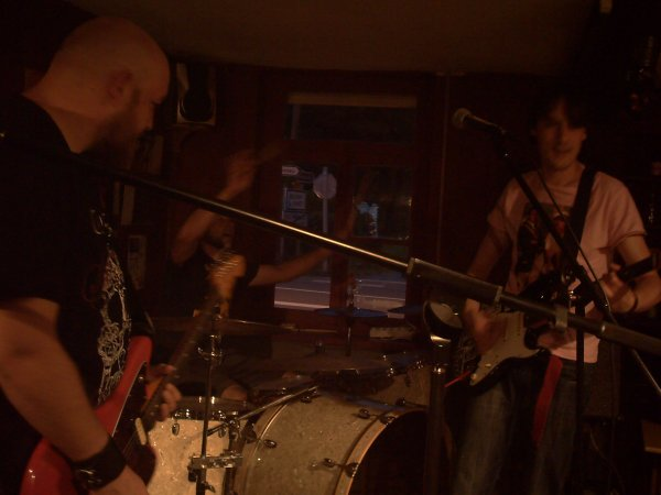 """Concert du groupe, """" Mégacéros """", le 14 Juillet, 2012."""