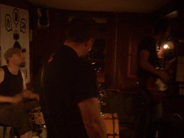"""Concert du groupe, """" Captain Koharski """", le 22 Septembre, 2012."""