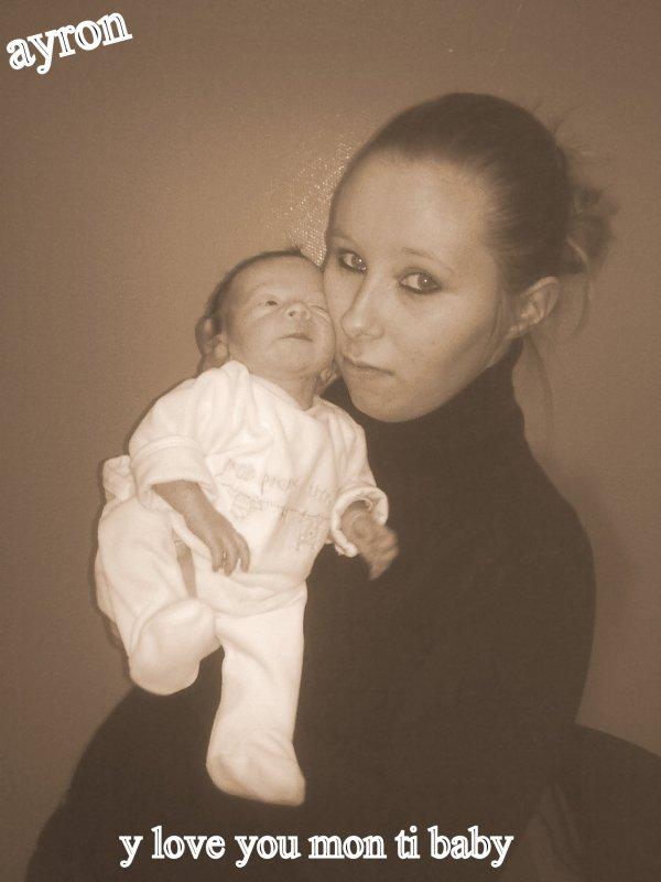 bébé d'amour