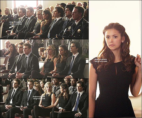 .  Divers : _________''____  Quelques stills de l'épisode 6x15 « Let Her Go »  de The Vampire Diaries. Hâte ?  .