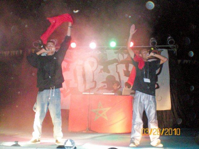 Concerts MC HKH - L'artiste Mr-safsaf