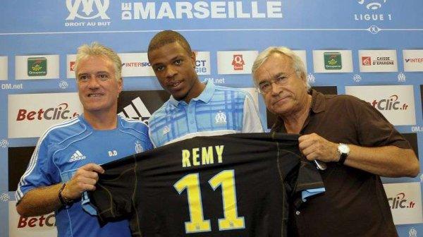 L'OM répond à l'OGC Nice pour Rémy !