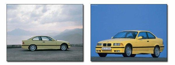 Rétrospective : BMW M3
