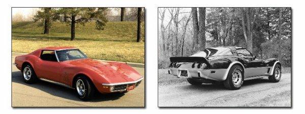 Rétrospective : Chevrolet Corvette