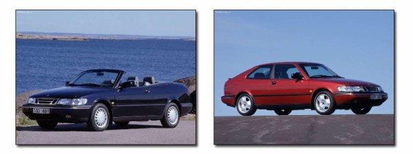 Rétrospective : Berlines Familiales Saab
