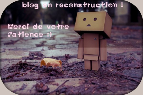 blog en reconstruction...