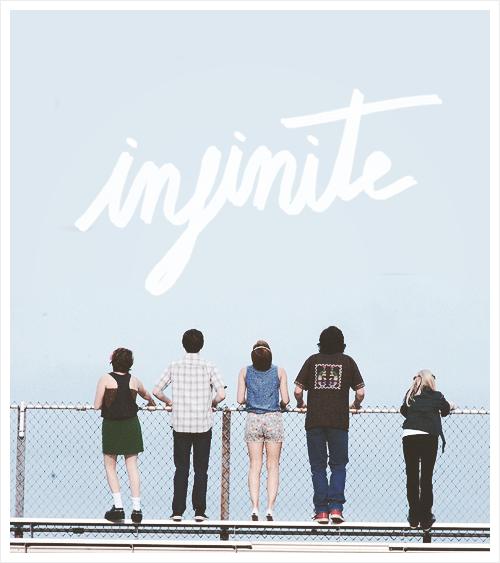 A ce moment-là, je jure que nous étions l'infini.