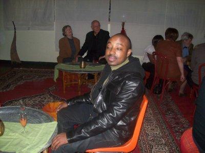 Cocktail dînatoire aux saveurs de l'Orient du 04/02/2011