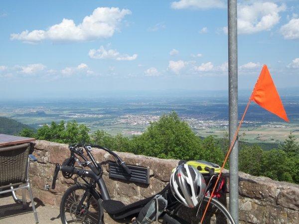 Haut Koenisbourg  1 juin 2012