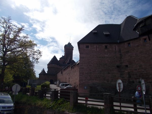 juin 2016 Haut Koenigsbourg
