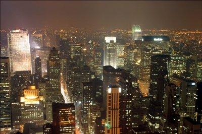 New york: ville magique?