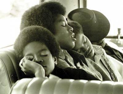 Michael et ses frères.