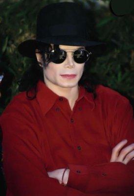 Michael en mode classe.