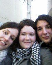 Les trois kikito girls!!!
