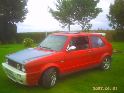 voiture de mon père