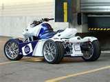 quad a trios roue