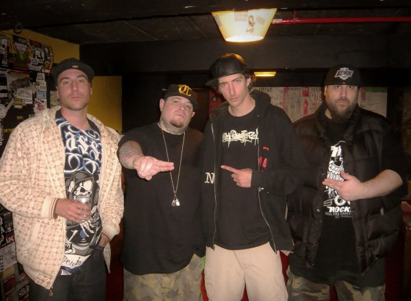Grim Reaperz at Heavy Metal Kings show.