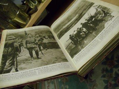 LIVRE LE MIROIR WW1