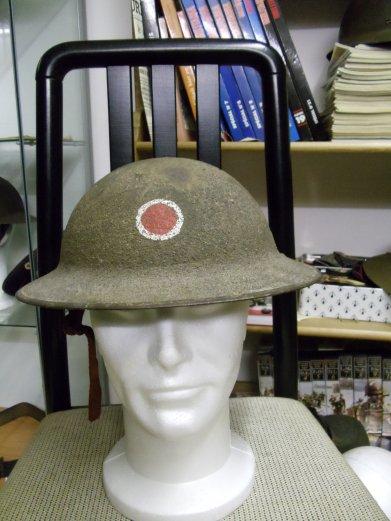 casque US 37th Division