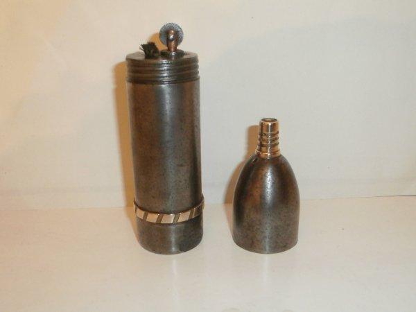 briquet de poilu artisanat de tranchée
