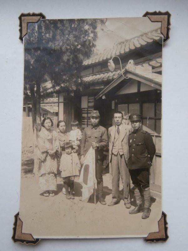 vrai photos  de soldat Japonais ww2