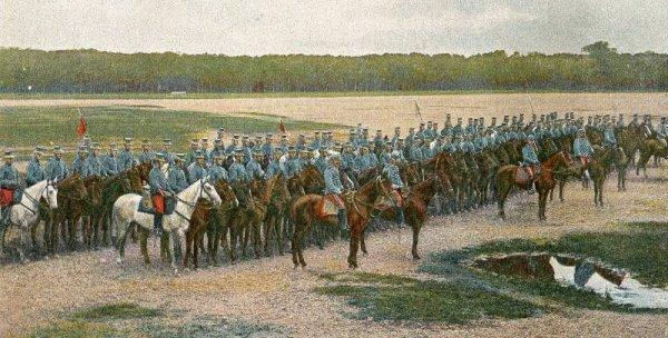 dolman de chasseur à cheval Mdl 1872