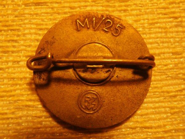insigne d'honneur du NSDAP