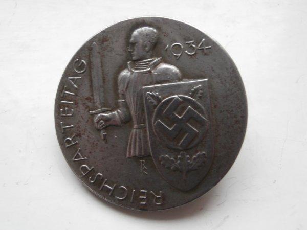 insigne allemand 1934