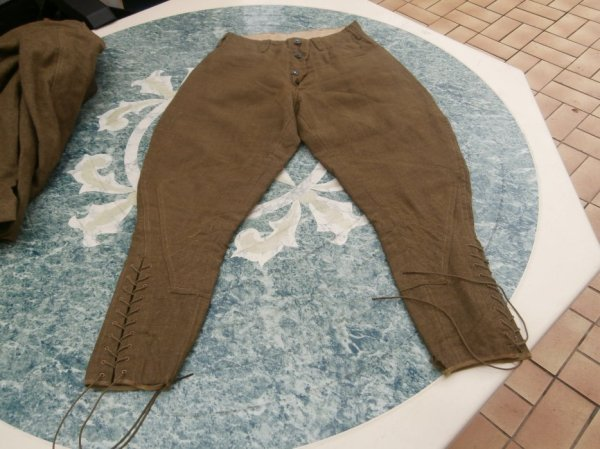 pantalon US  ww1