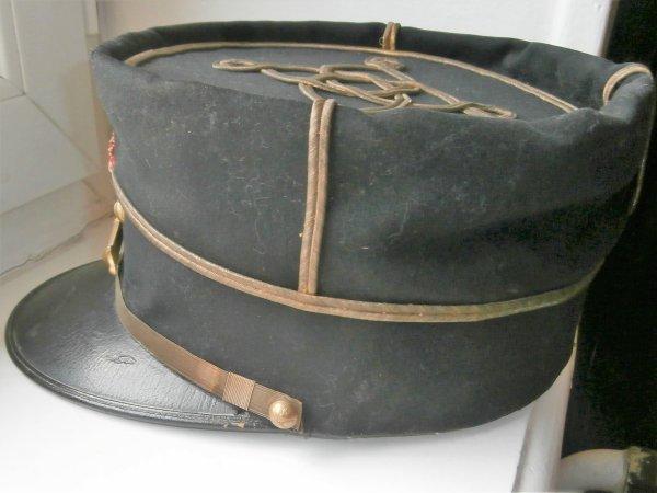 képi modéle 1884 Artillerie