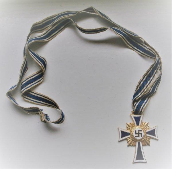 croix des méres Allemande or