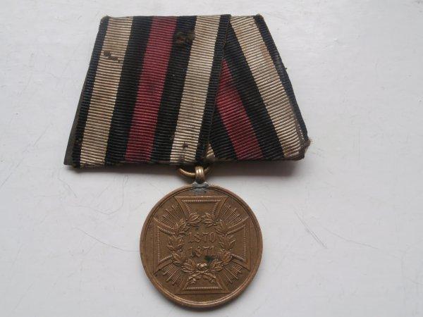 Médaille commémorative Prussienne ww1