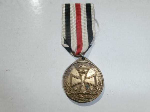 médaille Allemande ancien combattants 1914