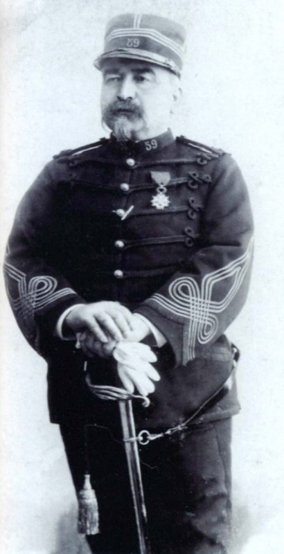 sabre Officier Infanterie Juin 1915 Modéle 1882
