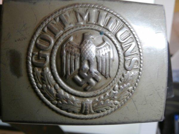 ceituron Allemand de troupe (Wehrmacht) datée 1940