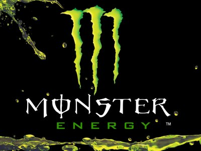 monster energy!!